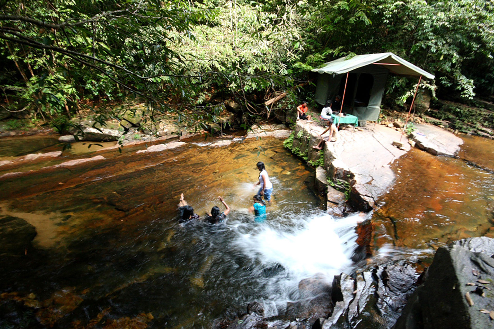 Rain Forest Tours in Sri Lanka - Rain Forest Camping - Sri Lanka Rain Forest Lodges - Rain Forest Camping Tours Sri Lanka